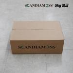 스칸디아모스 5kg 벌크